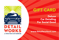 Get a Detail Works Gift Card